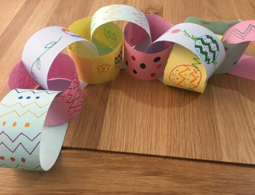 Let's Create Tuesdays  – Easter Paper Chains