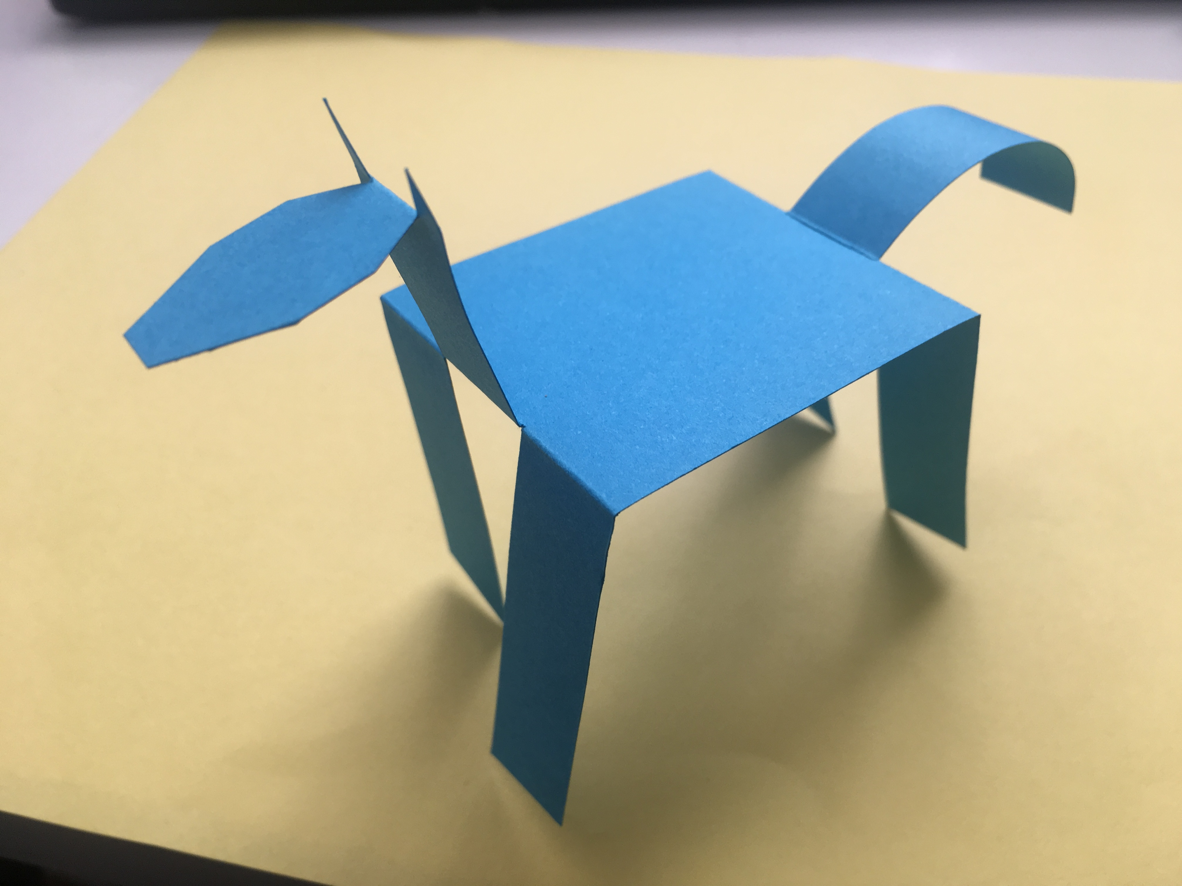 Let S Create Tuesdays Walking Paper Horse Success4all