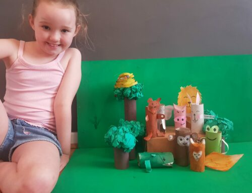 Let's Create Tuesdays – Can you make your own zoo?