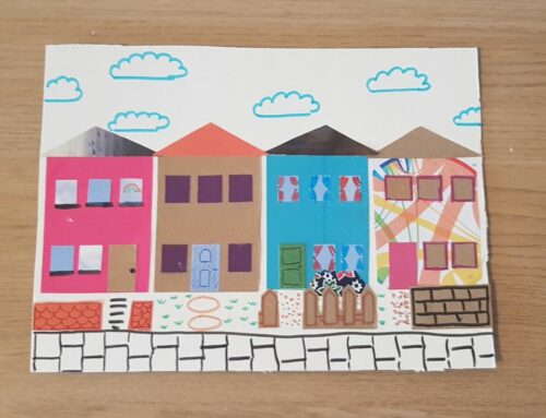Let's Create Tuesday – What does your street look like?